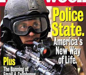 America: Land of the Police State, Home of the Domestic Extremist