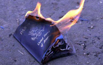 No Passport For You!