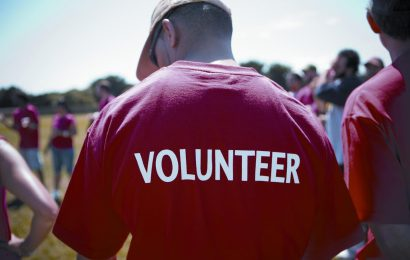 Can Volunteers Protect Communities?