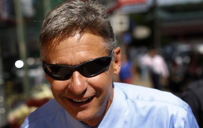 Gary Johnson Is The Libertarian Nominee