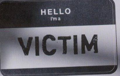 America's Victim Mentality