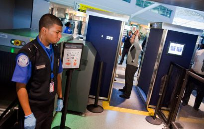 Don't Relax Just Yet: TSA to Continue X-ray Scanners