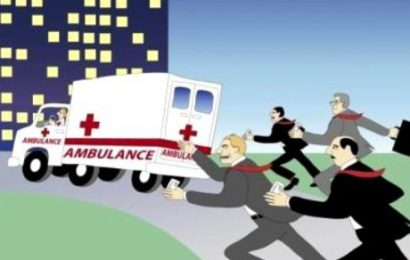 The UK Adopts a New Ambulance Chasing Rule: Should the USA?
